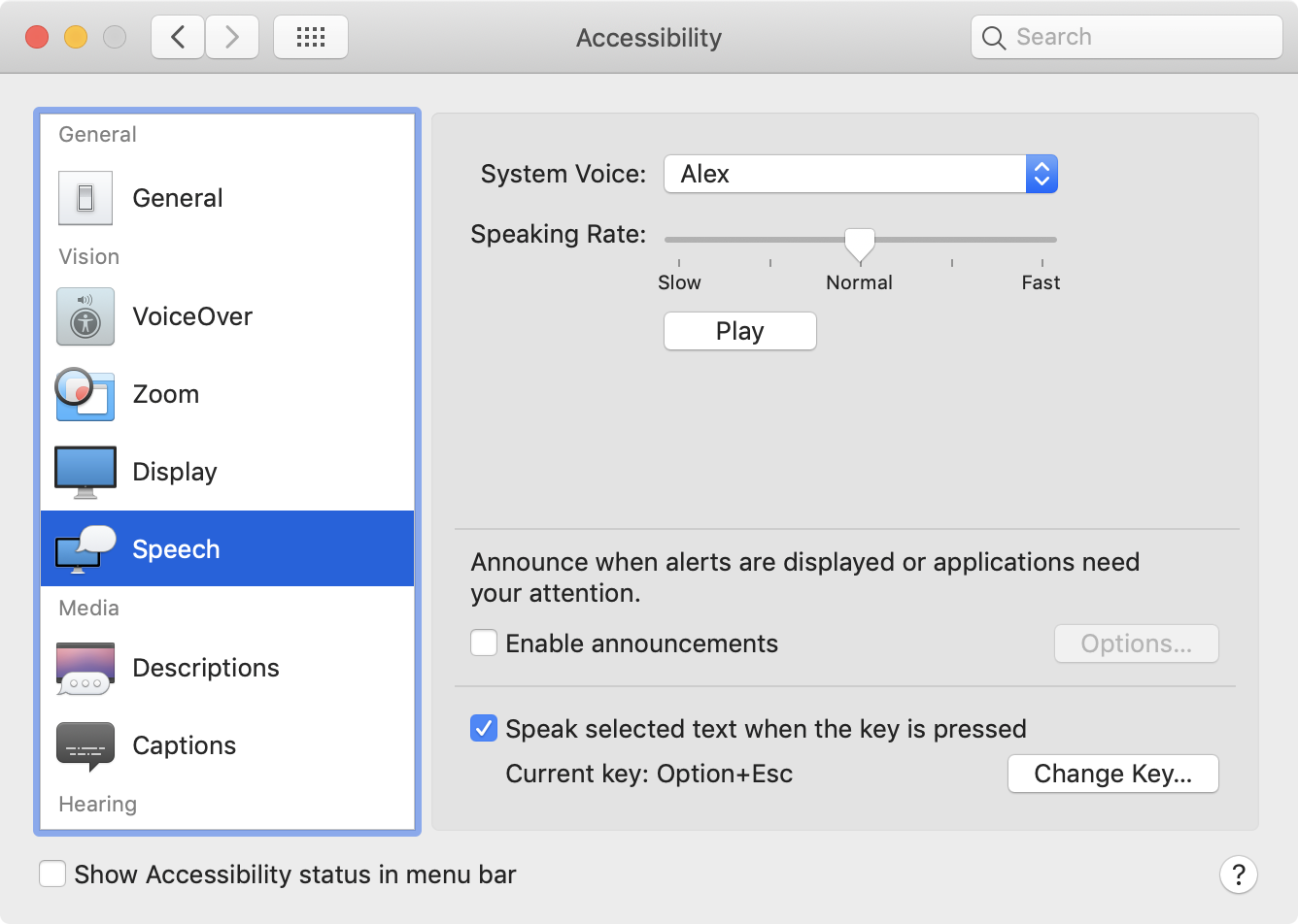 Text-to-Speech and Dictation on macOS – Postbox Support